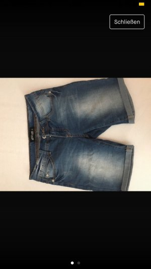 Hailys Low Rise Jeans blue-light blue