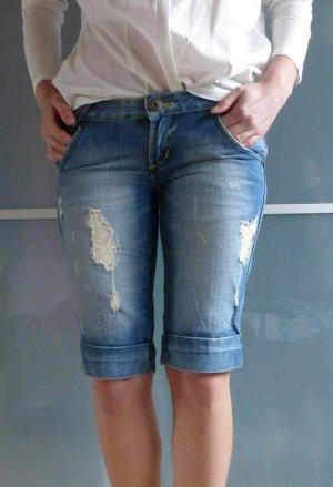 knielange used-look Only Jeans Größe 26