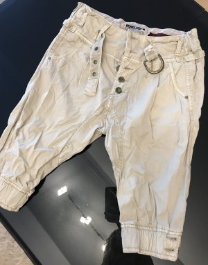 Khujo Pantalone chino crema