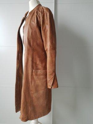 Oakwood Leather Coat multicolored