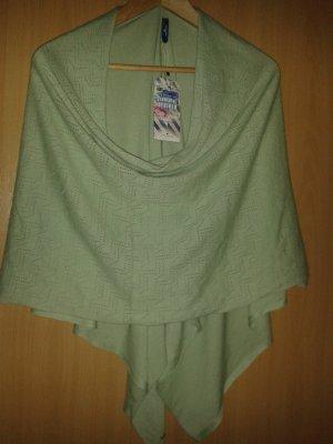 knit ajour poncho Tom Tailor Damen Strick jacke pullover Neupreis: 35,99