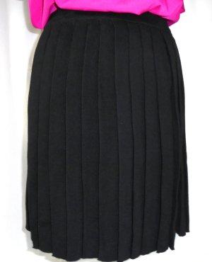 Wollen rok zwart Katoen