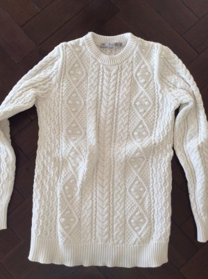 Knit Sweater, angesagtes Strickmuster