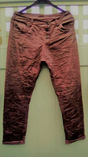Pantalón de tubo multicolor