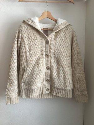 knitwear jacke von bershka