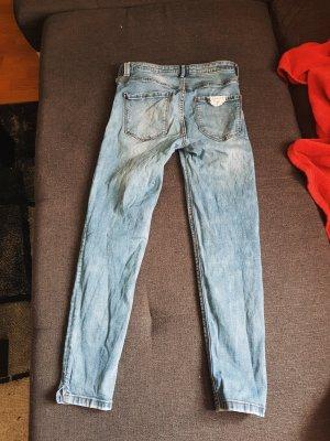knöchelhohe Jeans Größe 38