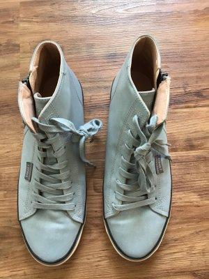 Knöchelhohe Leder Sneakers Esprit 42