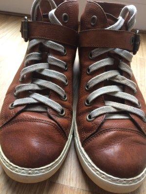 Knöchelhohe Ledersneaker Paul Green