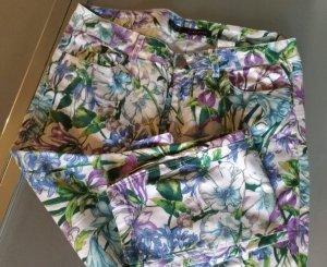 Knöchellange Hose von Zara, Gr. S