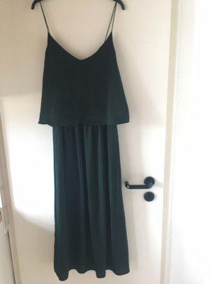Knöchellanges Kleid mit offenem Rücken