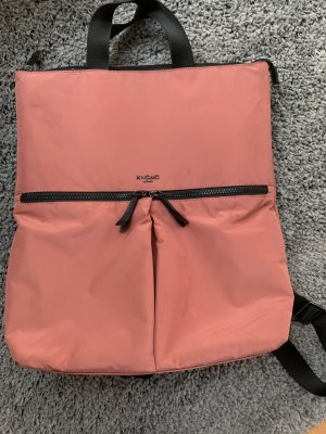 KNOMO London Zaino laptop rosa antico