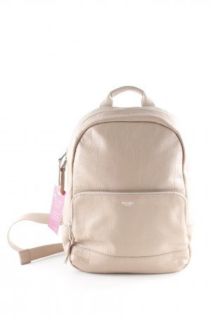 KNOMO London Schulrucksack altrosa Casual-Look