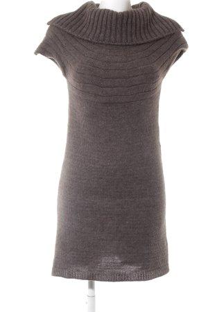 Kocca Jersey de manga corta taupe-marrón grisáceo look casual