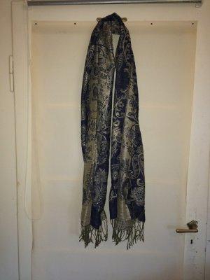 Königlicher Glamour Schal