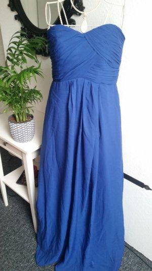 A-lijn jurk blauw
