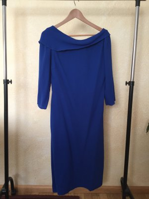 Königsblaues Kleid