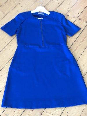 Königsblaues Kleid von COS