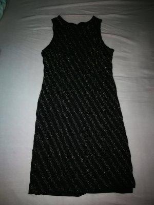 körperbetontes kurzes stretchkleid 36/38