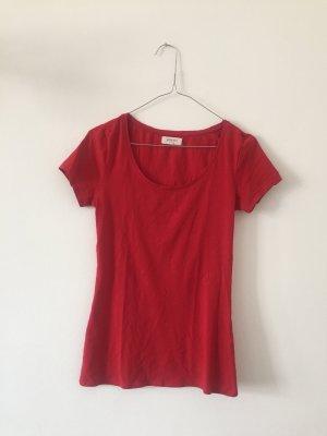 körperbetontes Shirt kurzarm S Slim Fit