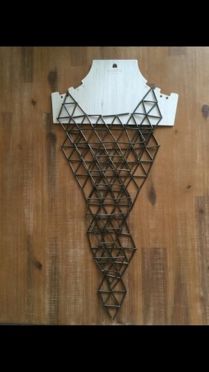Körperkette Body Chain Topshop