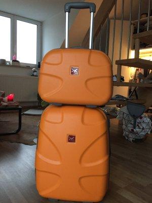 Koffer Set Titan X2 orange