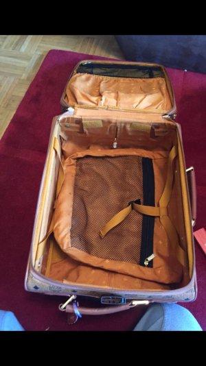 Koffer von MCM in Cognac