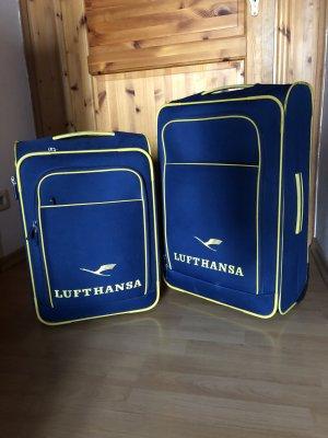 Kofferset Retro Tchibo Lufthansa ausverkauft