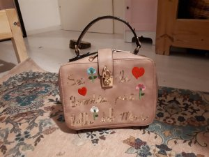 Satchel rose-gold-coloured-pink