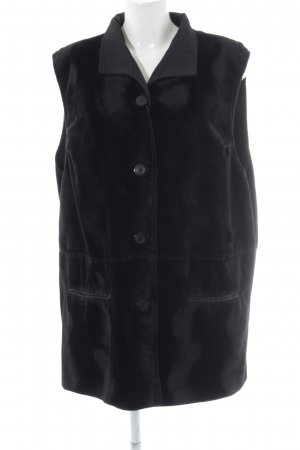 Kohlhaas Reversible Vest black casual look