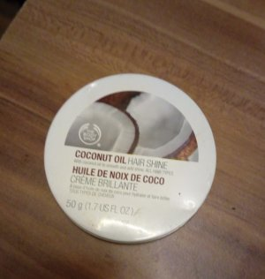 Kokos Haarölbutter von The Body Shop
