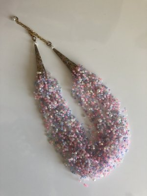 Collier Necklace light pink-purple