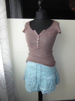 Kombi: EDC Rock + Shirt - Gr. 40 - guter Zustand