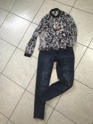 Kombi Leichte SOliver Bluse + H&M Jeans
