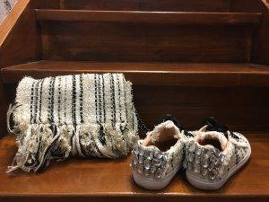 Kombi Schuh mit Tasche