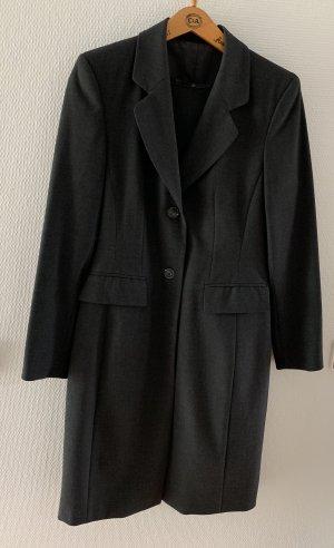 Frock Coat grey mixture fibre