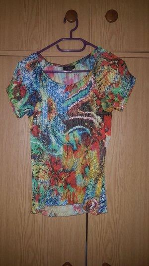 Kombination T-Shirt und Rock/ Zweiteiler