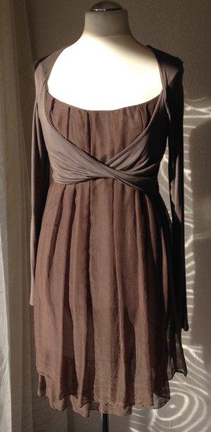 Kombiniertes Transparenz Kleid von Deichgraf