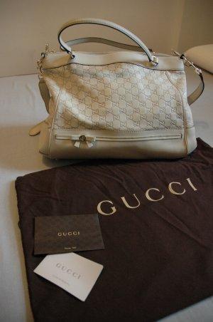 Kompakte Tasche aus Leder von Gucci