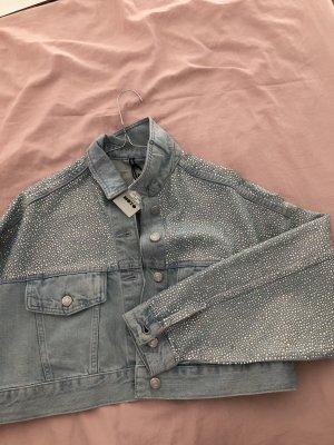 Komplett neue Topshop Jeansjacke