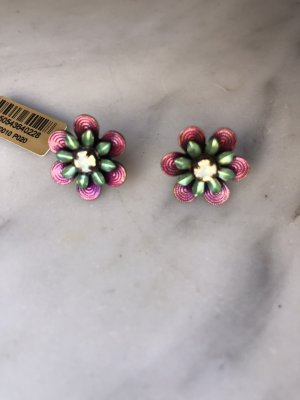 Komplott Ear Hoops multicolored