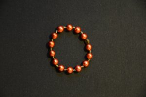 KONPLOTT ARMBAND GOLD-ORANGE