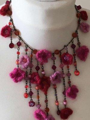 Konplott by miranda Halskette Einzelstück Luxus pur wie neu sonder Edition