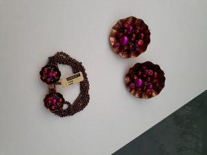 Konplott Cupcake set: ohrhänger und Armband