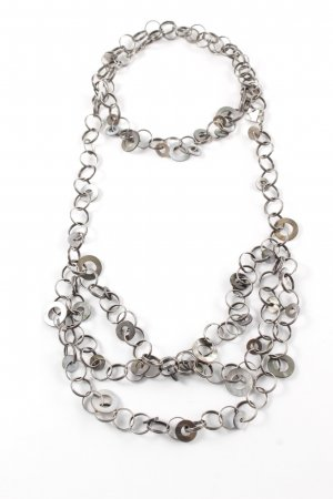 Konplott Link Chain silver-colored extravagant style
