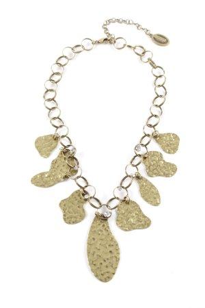 Konplott Halskette goldfarben Elegant