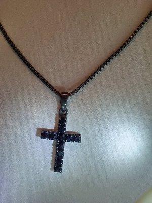 Konplott Halskette, vintage (ca. 25 Jahre alt)
