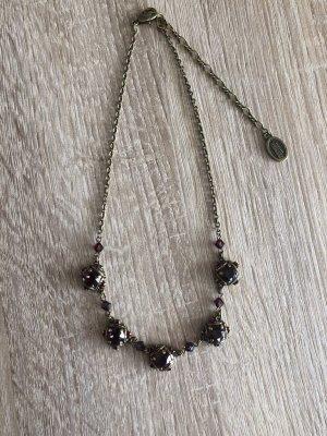 Konplott Collier Necklace bordeaux