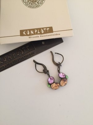 Konplott Dangle multicolored metal