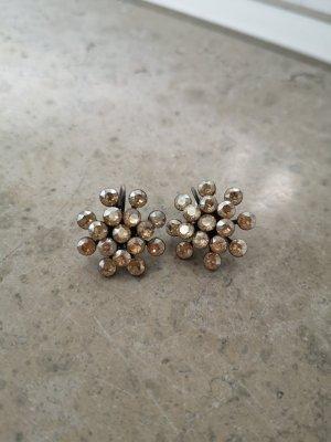 Konplott Statement Earrings silver-colored-gold-colored