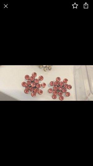 Konplott Ohrringe Fireball Pink